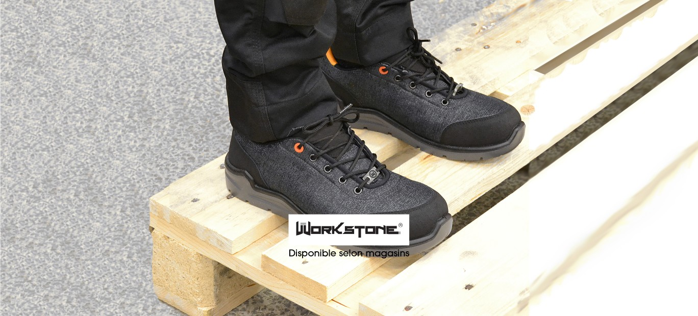 Chaussures Ourika Workstone | Magasin Bricopro