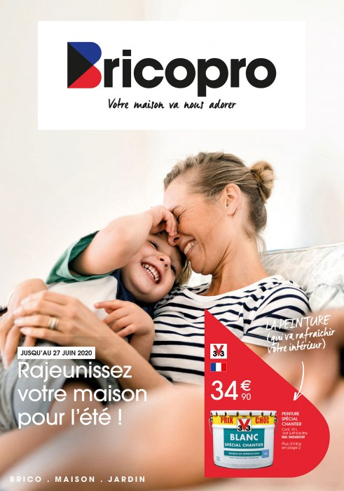 catalogue juin bricopro