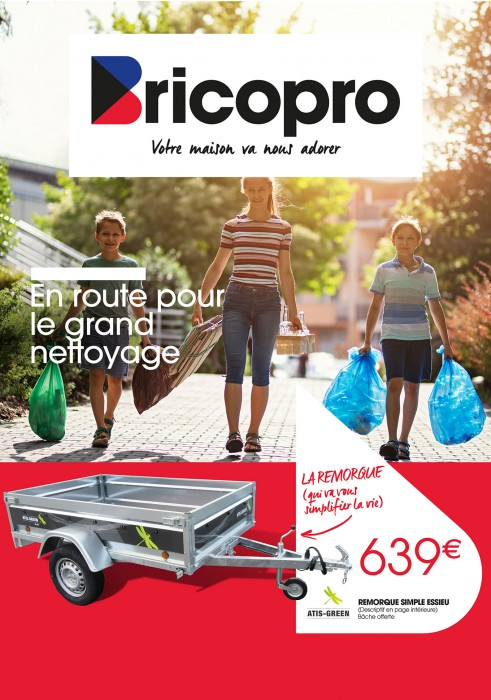 catalogue plein air bricopro