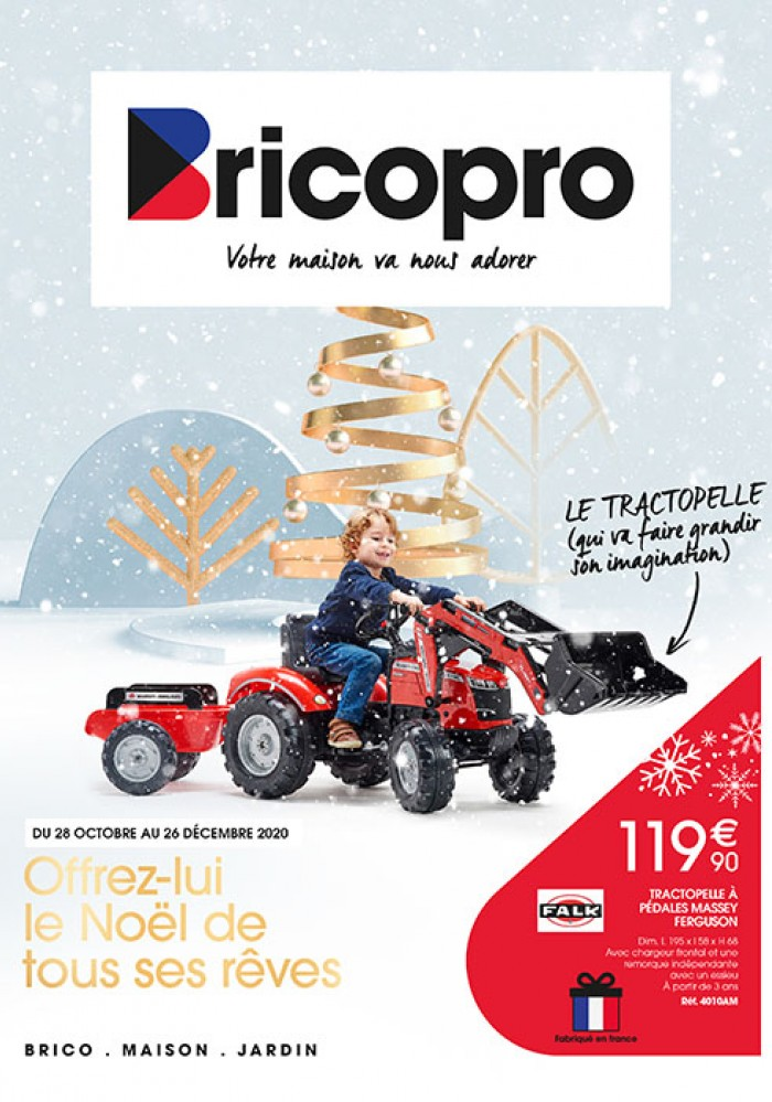 catalogue jouets bricopro 2020